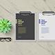 Clipboards Mockup - GraphicRiver Item for Sale