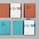 Notebook Mockups - GraphicRiver Item for Sale