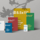Paper Collection Front View Mockups - GraphicRiver Item for Sale
