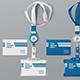 ID Card Holder Mockups - GraphicRiver Item for Sale