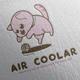 Air Coolar Logo Design - GraphicRiver Item for Sale