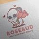 Rosebud Logo Design - GraphicRiver Item for Sale