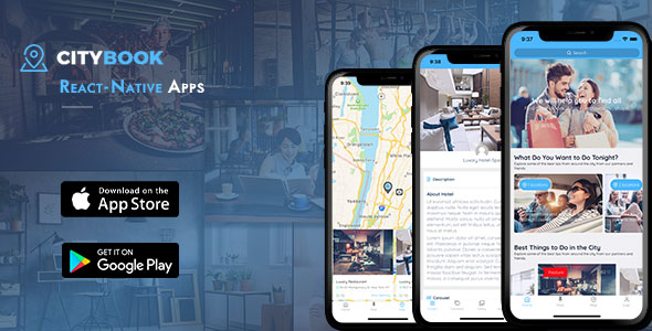 React Native Plugins, Code & Scripts from CodeCanyon