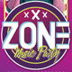 Urban Zone Party Flyer - GraphicRiver Item for Sale