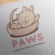 Paws Logo Design - GraphicRiver Item for Sale
