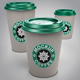 Paper Coffee Cup Mock-up - GraphicRiver Item for Sale