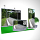 Exhibition Stand Mock-up (P5) - GraphicRiver Item for Sale