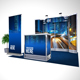 Exhibition Stand Mock-up (P6) - GraphicRiver Item for Sale