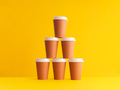 Disposable coffee cups - PhotoDune Item for Sale