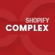 Complex - Multi-Purpose Responsive Shopify Theme - ThemeForest Item for Sale