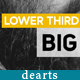 Big Lower Third - VideoHive Item for Sale