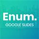 Enum Google Slides Template - GraphicRiver Item for Sale