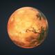 Mars Planet - 3DOcean Item for Sale