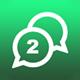 Clone Whatsapp Messenger  PRO - AdMob & GDPR - CodeCanyon Item for Sale