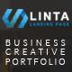 Linta - Creative Portfolio Responsive Template - ThemeForest Item for Sale