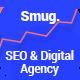 Smug - SEO and Digital Marketing Agency Template - ThemeForest Item for Sale