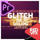 Glitch Logo Reveal - Premiere Pro - VideoHive Item for Sale
