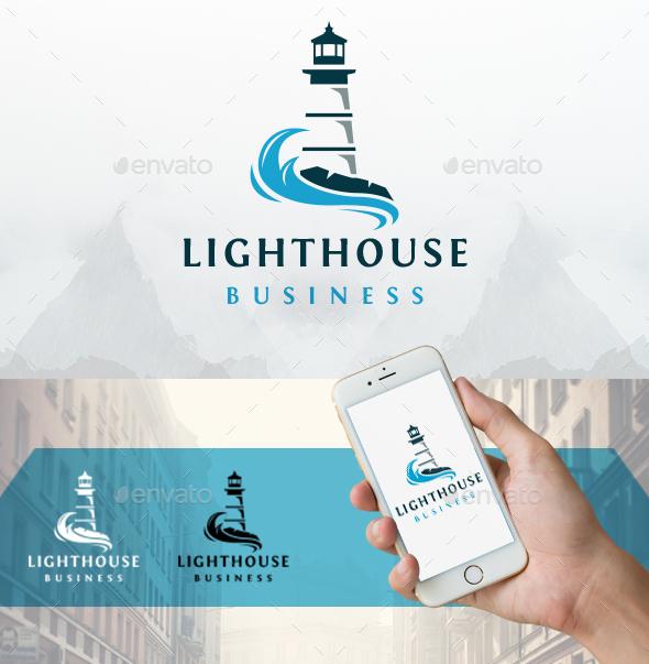 Cliff Lighthouse Logo