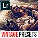 37 Pro Vintage Presets - GraphicRiver Item for Sale
