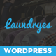 Laundryes WordPress theme - ThemeForest Item for Sale