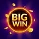 Big Win Falling Coins