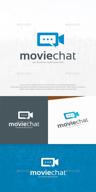 Movie Forum Logo Template