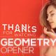 Geometry Opener - VideoHive Item for Sale
