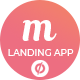MyApp - Unbounce App Lead Generating Landing Page - ThemeForest Item for Sale