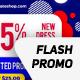 Flash Promo - VideoHive Item for Sale