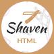 Shaven - Salon HTML Template - ThemeForest Item for Sale