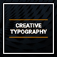 Creative Typography | Essential Graphics - VideoHive Item for Sale