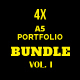 A5 Portfolio / Brochure Bundle Vol. 1 - GraphicRiver Item for Sale