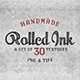 Rolled Ink Textures - GraphicRiver Item for Sale