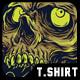 Crazy Skull Remastered T-Shirt Design - GraphicRiver Item for Sale