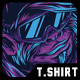 Splichood Remastered T-Shirt Design - GraphicRiver Item for Sale