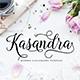 Kasandra Script - GraphicRiver Item for Sale