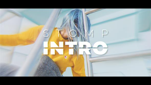 Rhythmic Stomp Intro
