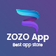 ZOZO-App Landing Page - ThemeForest Item for Sale