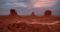 Monument Valley Sunset - PhotoDune Item for Sale