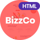 Bizzco - Consulting Agency Company Template - ThemeForest Item for Sale