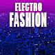 Fashion Synthwave Electro Logo