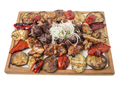Mixed grilled meats platter. - PhotoDune Item for Sale