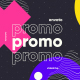 Colorful Typography Fashion Promo - VideoHive Item for Sale