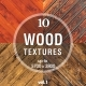 10 Wood Backgrounds / Textures - GraphicRiver Item for Sale