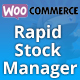 Woocommerce Rapid Stock Manager and Stock Audit also for Multiple Warehouses - CodeCanyon Item for Sale