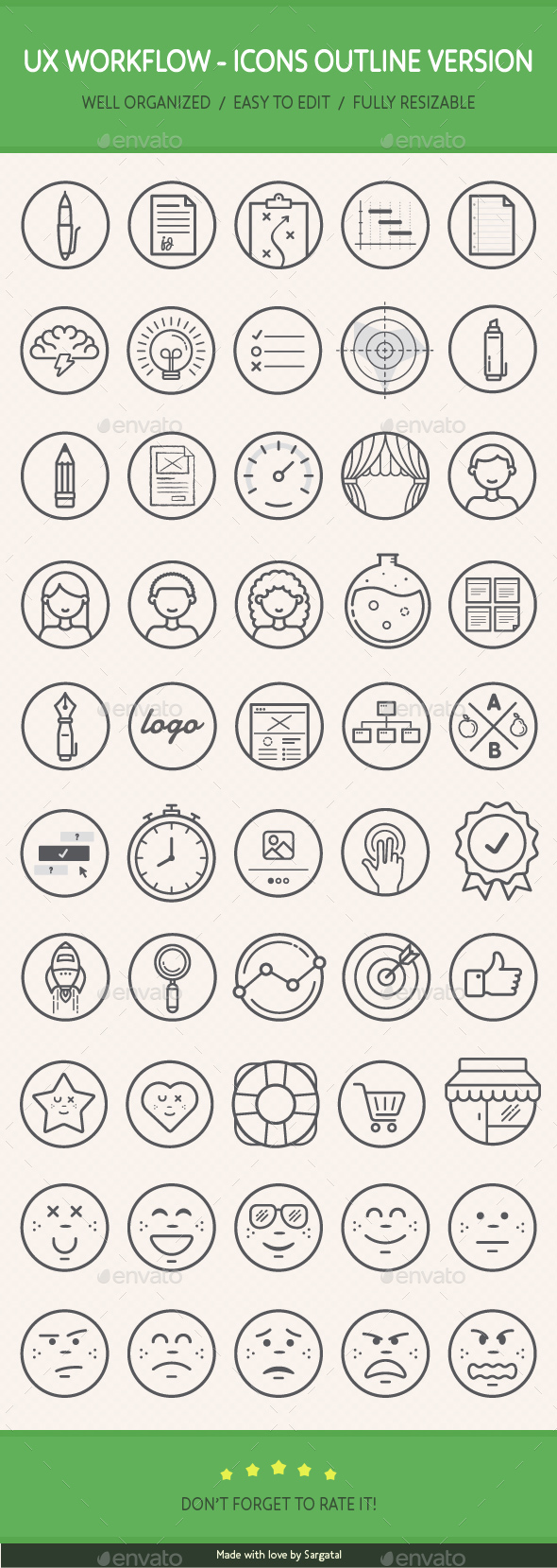 Web Icons from GraphicRiver