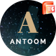 Antoom - Minimal Powerpoint Presentation Template - GraphicRiver Item for Sale