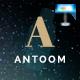 Antoom - Minimal Keynote Presentation Template - GraphicRiver Item for Sale