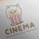 Cinema Logo Design - GraphicRiver Item for Sale
