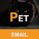 PET - Responsive Email Template - ThemeForest Item for Sale